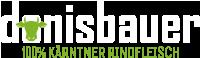 Donisbauer – 100% Kärntner Rindfleisch Logo